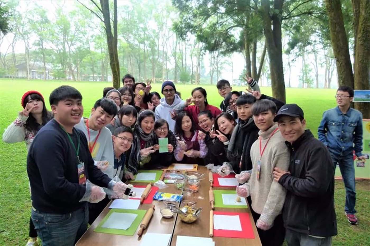 中學生烹飪示範活動
