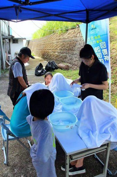 小區水療服務